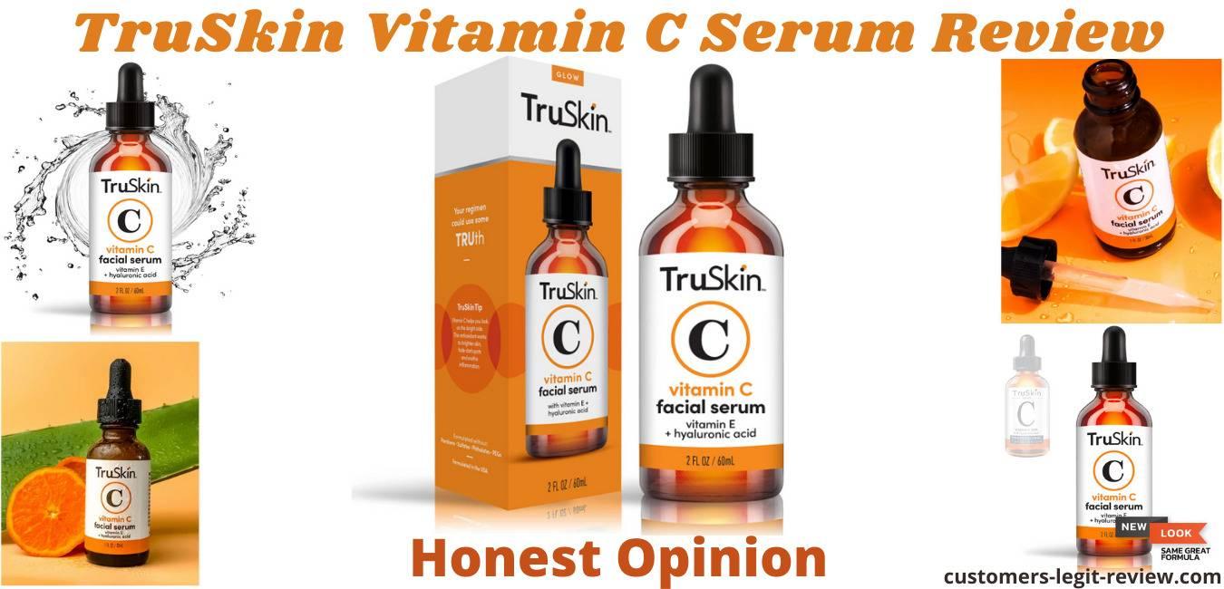 TruSkin Vitamin C Serum Review
