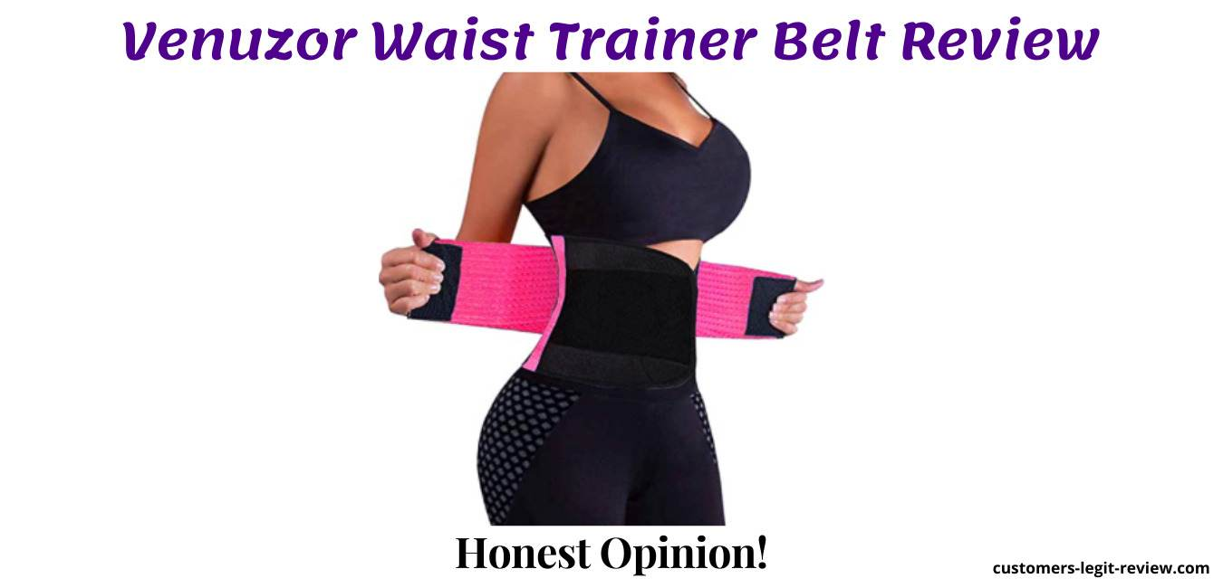 Venuzor Waist Trainer Belt Review