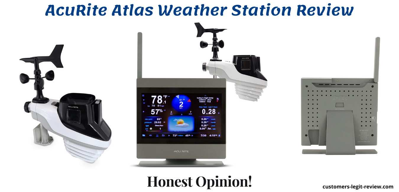 AcuRite Atlas Weather Station Review
