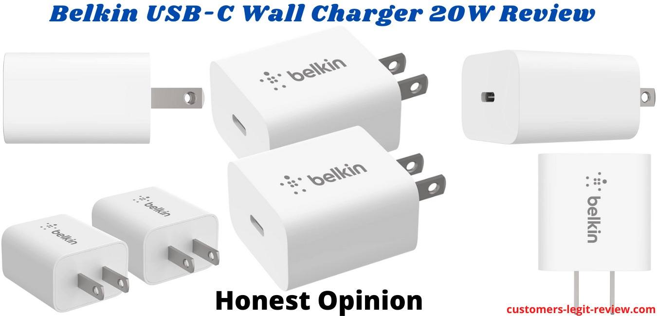 Belkin USB-C Wall Charger 20W Review