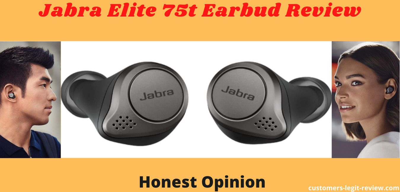 Jabra Elite 75t Earbud Review