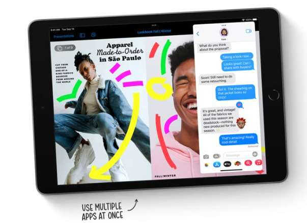 Apple iPad 10.2-inch 2021 Review
