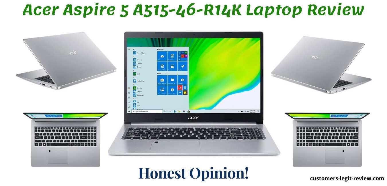 Acer Aspire 5 A515-46-R14K Laptop Review