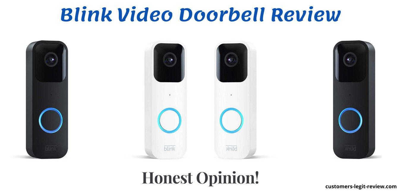 Blink Video Doorbell Review