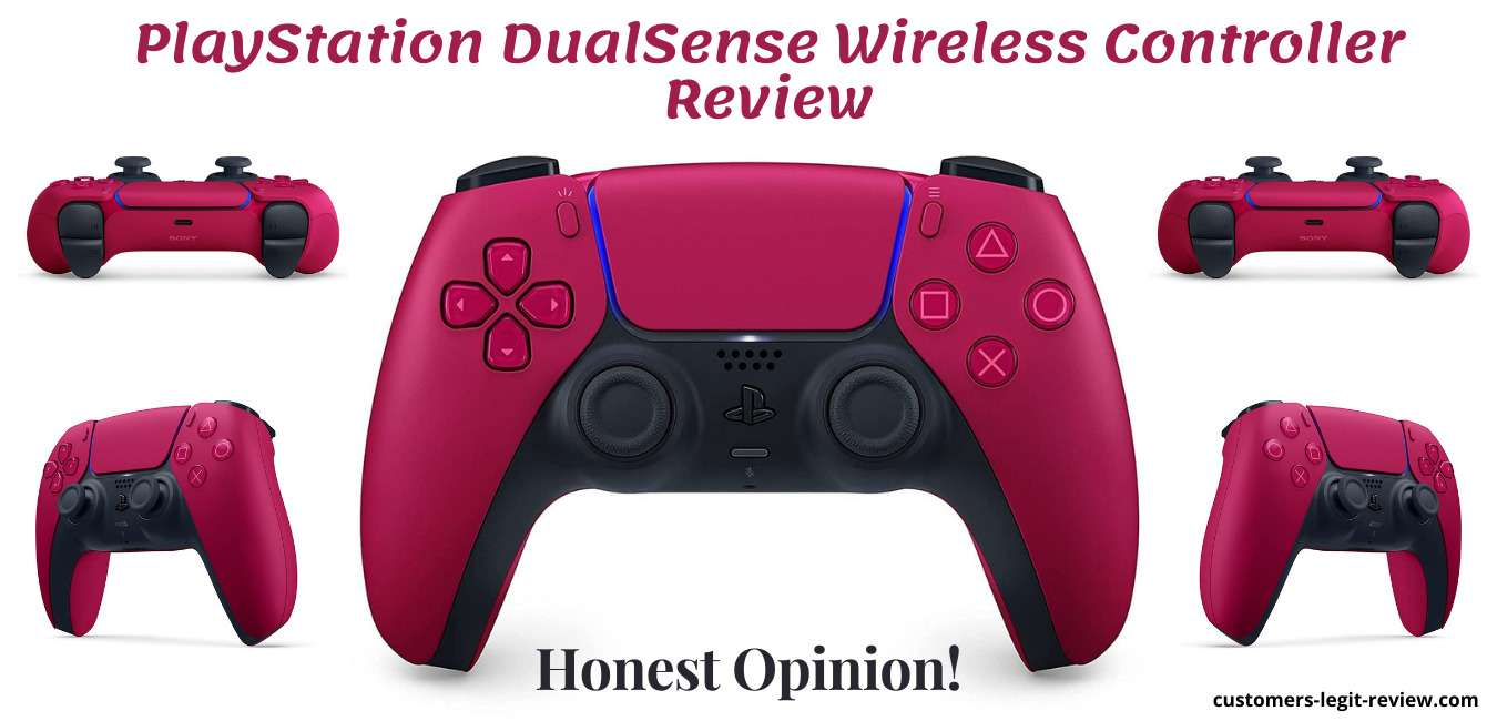 PlayStation DualSense Wireless Controller Review