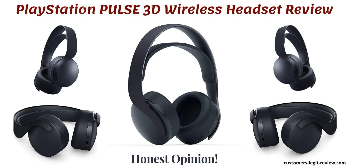 PlayStation PULSE 3D Wireless Headset Review