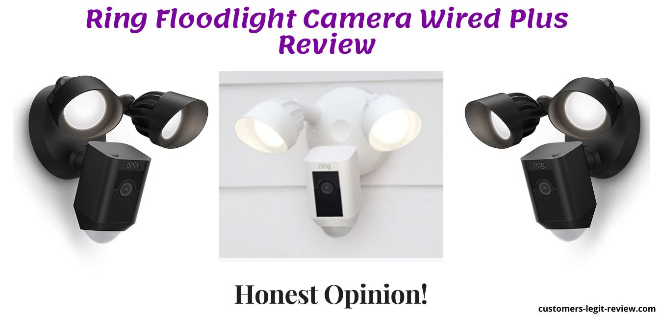 Ring Floodlight Camera Wired Plus Review
